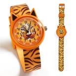Djeco armbåndsur, Tiger