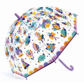 Paraply - POP regnbue