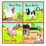 Verdens bedste bondegård (gaveæske med 4 papbøger)