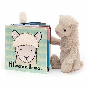 Papbog, If I were a Llama Book
