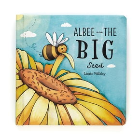 Jellycat bog, Albee And The Big Seed Book