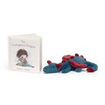 Jellycat bog, The Courageous Dragon Book