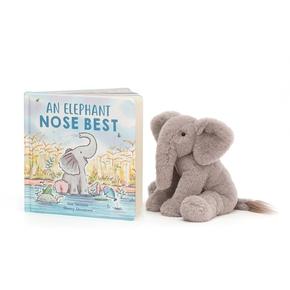 Jellycat bog, An Elephant Nose Best Book