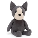 Pablo Mops Hund, 28 cm