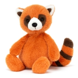 Whispit Rød Panda, 26 cm