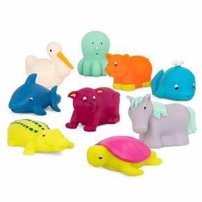 B Toys badevenner m/ hval
