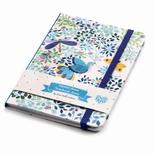 Lovely Paper notesbog med elastik, Anna