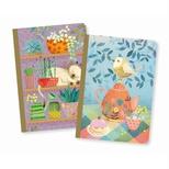 Lovely Paper notesbøger lille, Marie