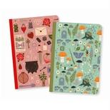 Lovely Paper notesbøger lille, Camille