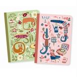 Lovely Paper notesbøger lille, Asa