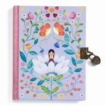 Lovely Paper Marie dagbog med lås