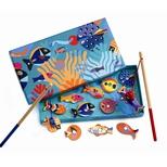 Fiskespil, grafiske fisk