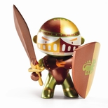 Arty Toys, Metal'ic Terra Knight (Limited edition)