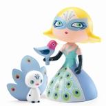 Arty Toys, prinsesse Columba & fugl