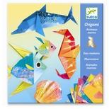 Kreativ origami, Havdyr