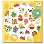 Klistermærker - Emoji