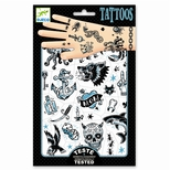 Tattoos, Mørke side