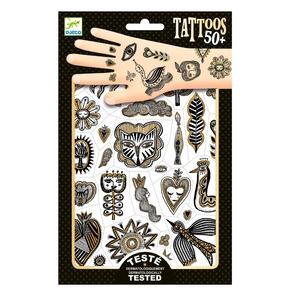 Tattoos, Guld