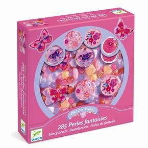 Kreativ perler - Plastperler, sommerfugle