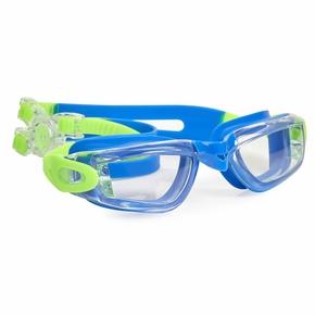 Svømmebrille, Mini Champ blå
