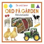 De små lærer - Ord på gården - aktivitetsæske