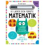 De små lærer - Skriv og visk ud - Vi lærer den første matematik