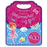 Aktivitetsbog med stickers, Ballerina