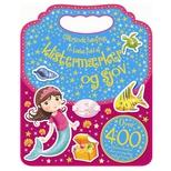 Aktivitetsbog med stickers, Havfruer