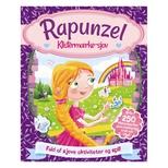 Aktivitetsbog med stickers, Rapunzel