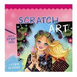Scratch kort, 4 kort