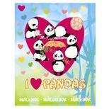 Malebog, Pandaer 48 sider