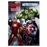 Aktivitetsbog med stickers, Marvel