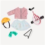 OG Deluxe Dukketøj, Ethjulet cykel*