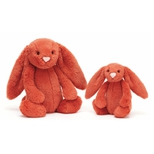 Bashful kanin, Cinnamon mellem 31 cm