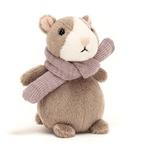 Happy Nutmeg hamster, mini 12 cm