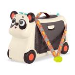 Land of B, kuffert Panda