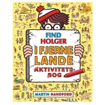 Find Holger - I fjerne lande, aktivitetsbog