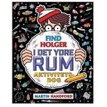 Find Holger - I det ydre rum, aktivitetsbog