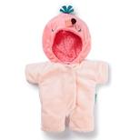 Anaïs Flamingo dukke-onesie - til 36cm dukker