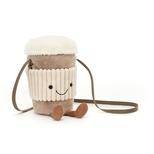 Amuseable Coffee-To-Go skuldertaske 22 cm