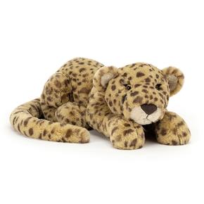 Charley Gepard, stor 46 cm