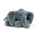 Huggady Elefant, stor 32 cm