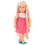 OG Dukke, Hayley med hår der vokser