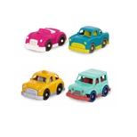 Wonder Wheels 4 mini biler
