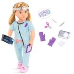 OG Dukke, Tonia operationslæge