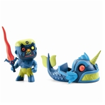 Arty Toys, Terrible & hans monster