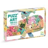 Puzz'art Hval, 150 brikker