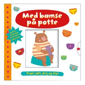 Med bamse på potte – Pottetræning med overraskelser