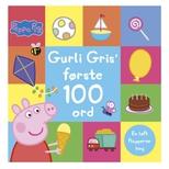 Gurli Gris' første 100 ord - En løft flapperne-bog