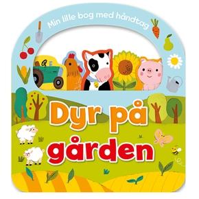 Min lille bog med håndtag - Dyr på gården